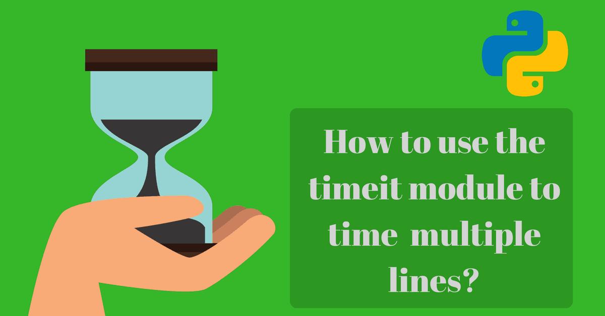 timeit-multiple-lines
